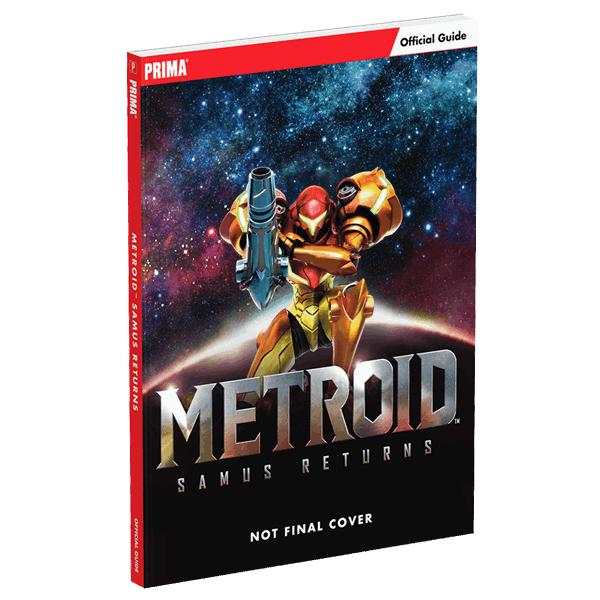 Metroid samus returns png. Strategy guide eb games