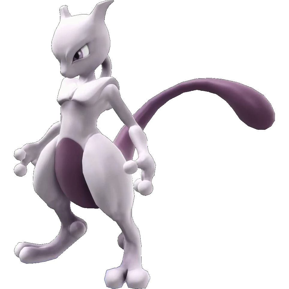 Mewtwo png gif. Image ssb fighters of