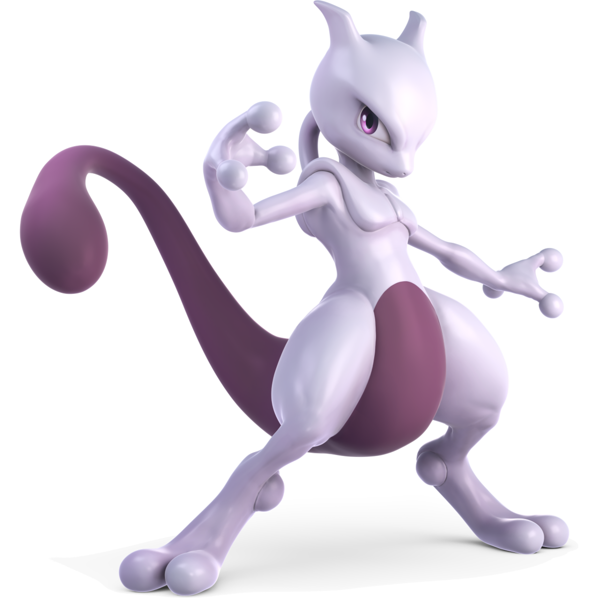 Mewtwo ssb4 png. Super smash bros bulbapedia