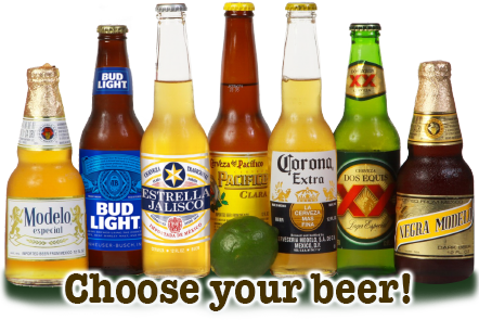 Mexican beer png