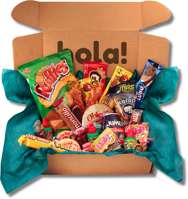 Mexican candies png. Mexitreat candy and snacks