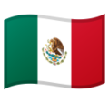 Mexican emoji png. Flag mexico on