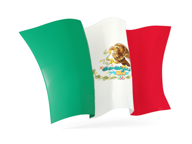 Mexican Flag Emoji Transparent & PNG Clipart Free Download - YA
