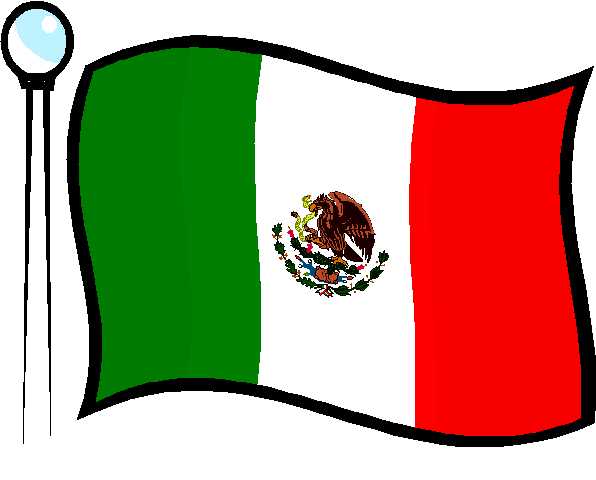 Mexico clipart map. Collection of mexican