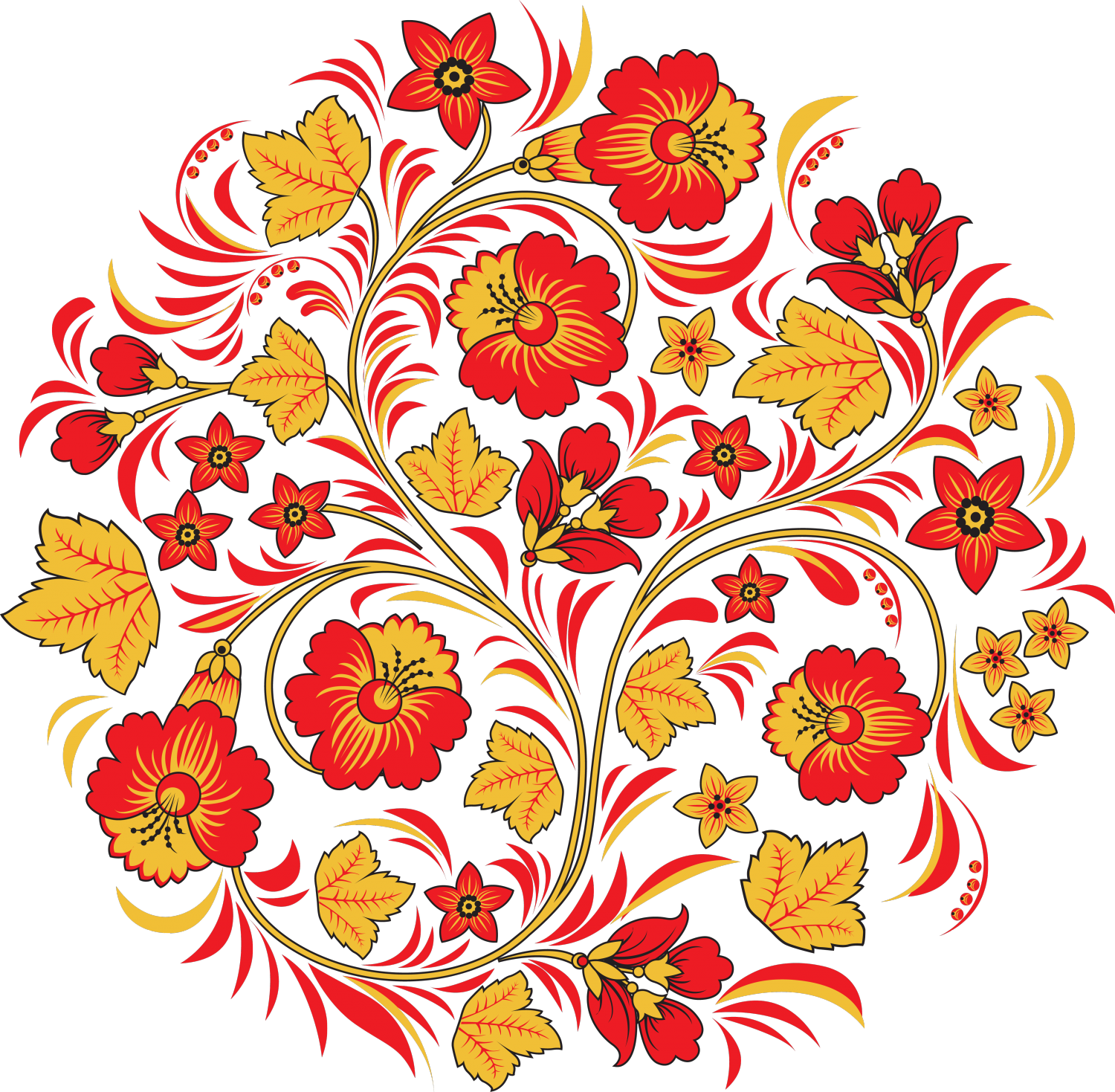 Mexican floral png. E pinterest epng