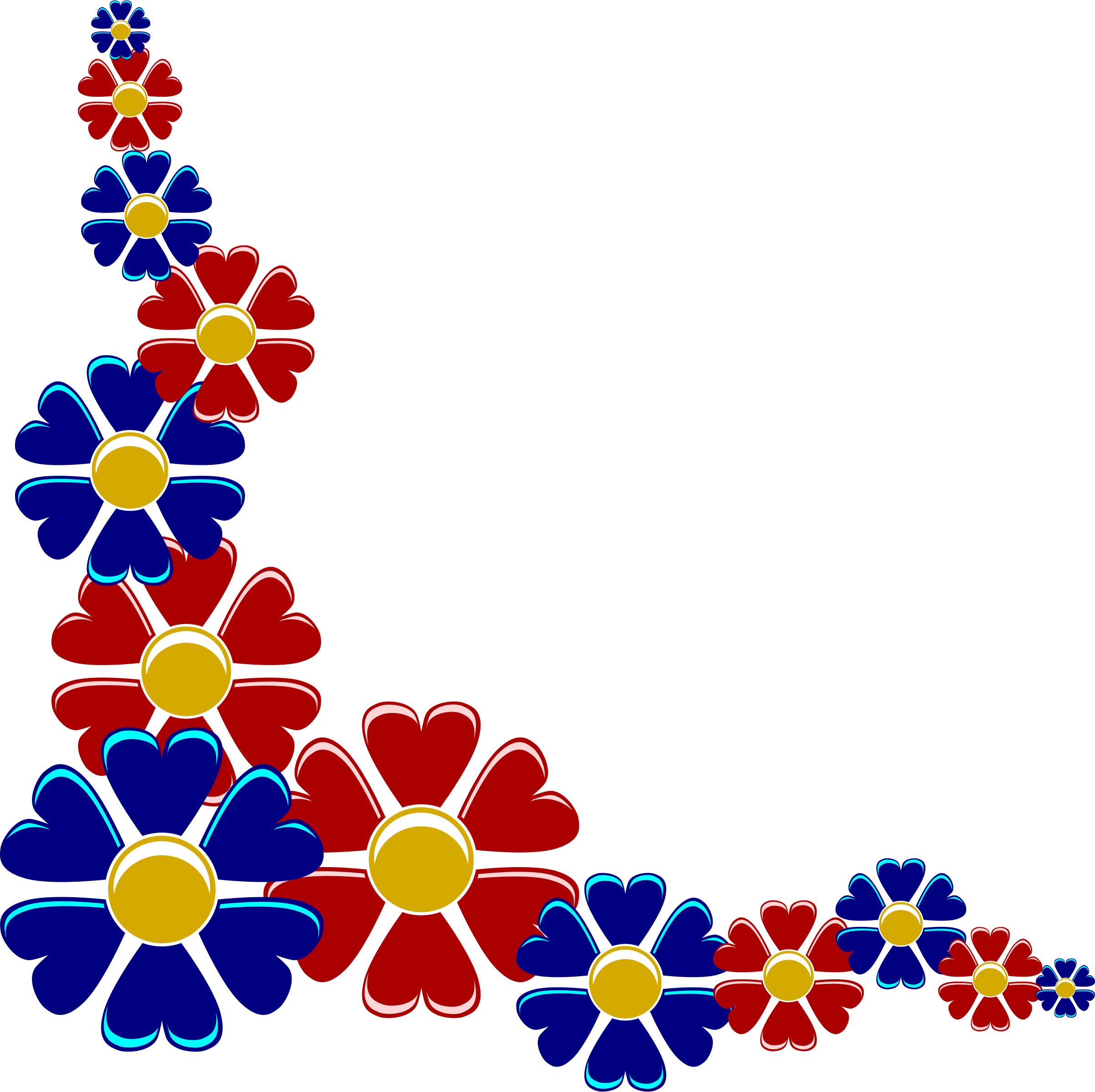 Mexican flowers vector png. Free transparent library flower