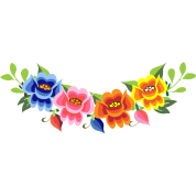 Mexican flowers vector png. Flower crown image related