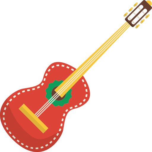 Mexican guitar png. Spanish music orchestra acoustic