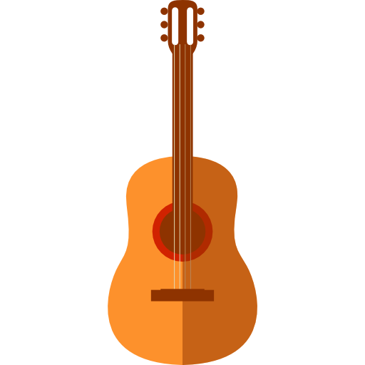 Mexican guitar png. Spanish icon page svg
