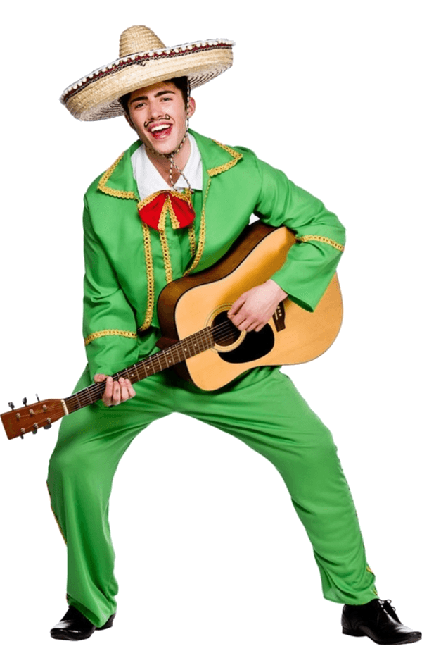 Mexican guy png. Adult tortilla costume jokers