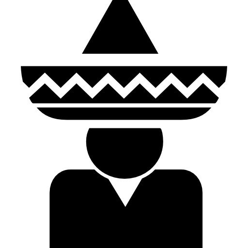 Mexican icon png. Page svg