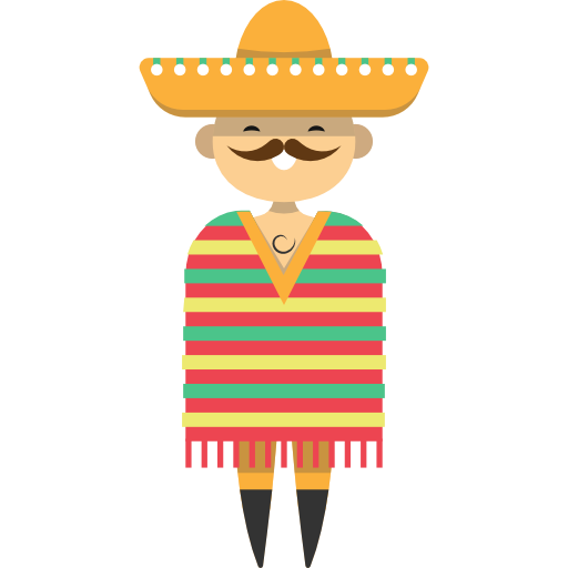Mexican man png. Culture ethnic traditional mexico