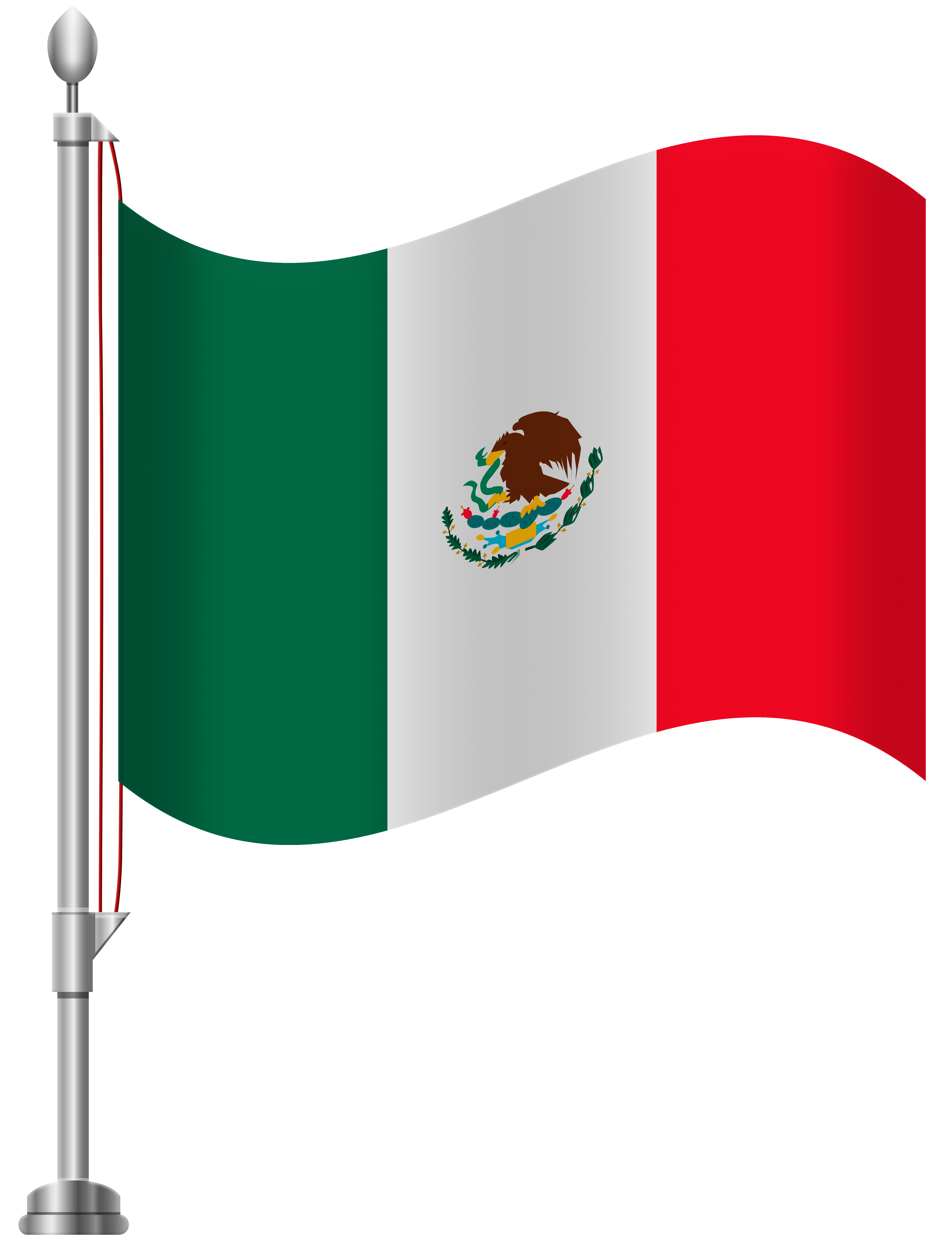 Mexican plate clipart png. Mexico flag clip art