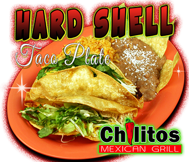Mexican plate png. Chilitos grill menu hard