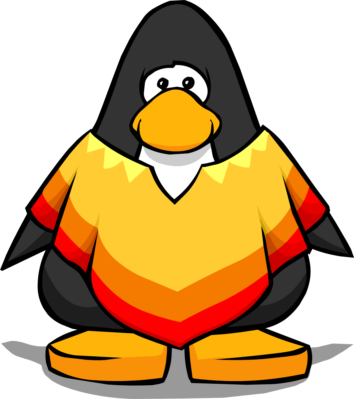 Mexican poncho png. Image from a player