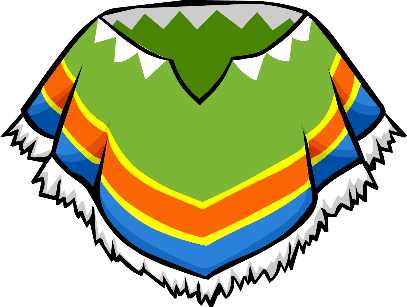Mexican poncho png. Image winter icon id