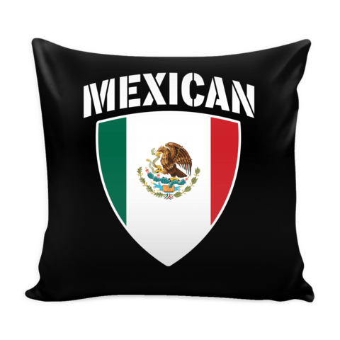 Mexican pride png. Pillow cover free shipping