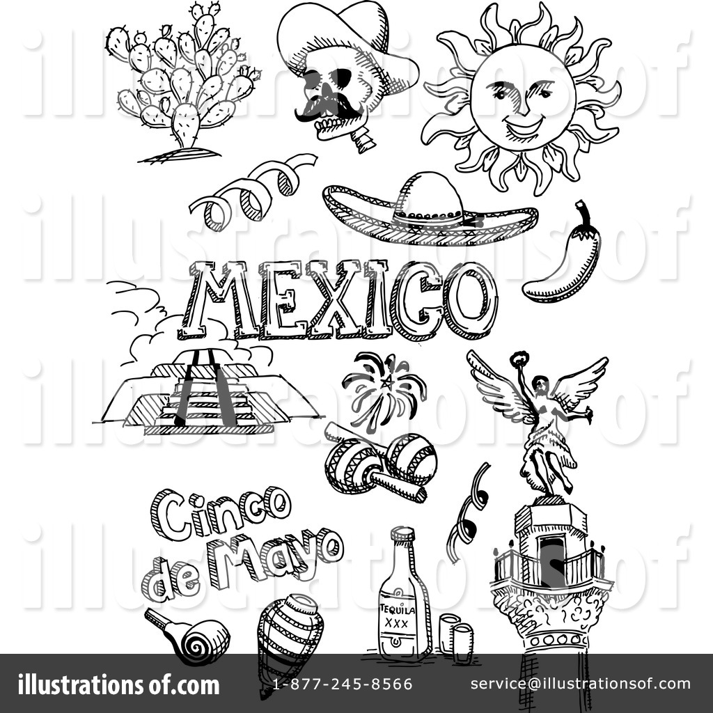 Mexico clipart drawing. Mexican culture at getdrawings