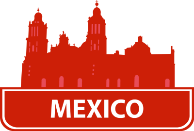 Mexico clipart png. City