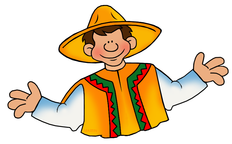 Mexican guy png. Mexico clip art by