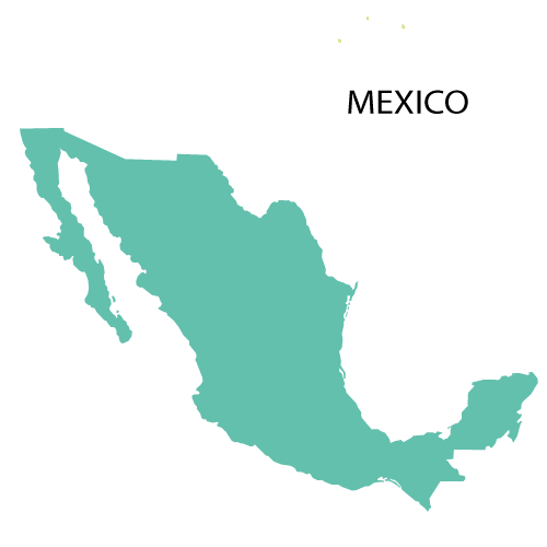 Mexico country png. Facts