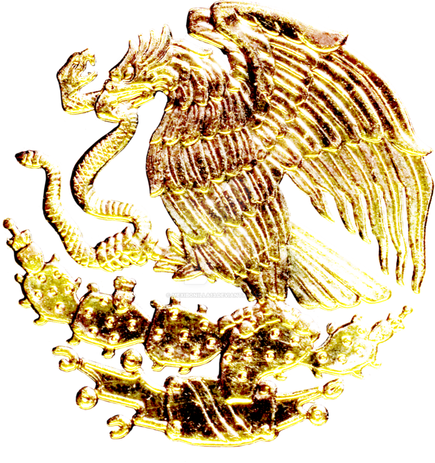 Mexico eagle png. Mexican golden by mexibonilla