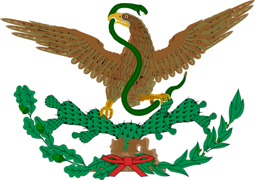 Mexico eagle png. Image coat of arms