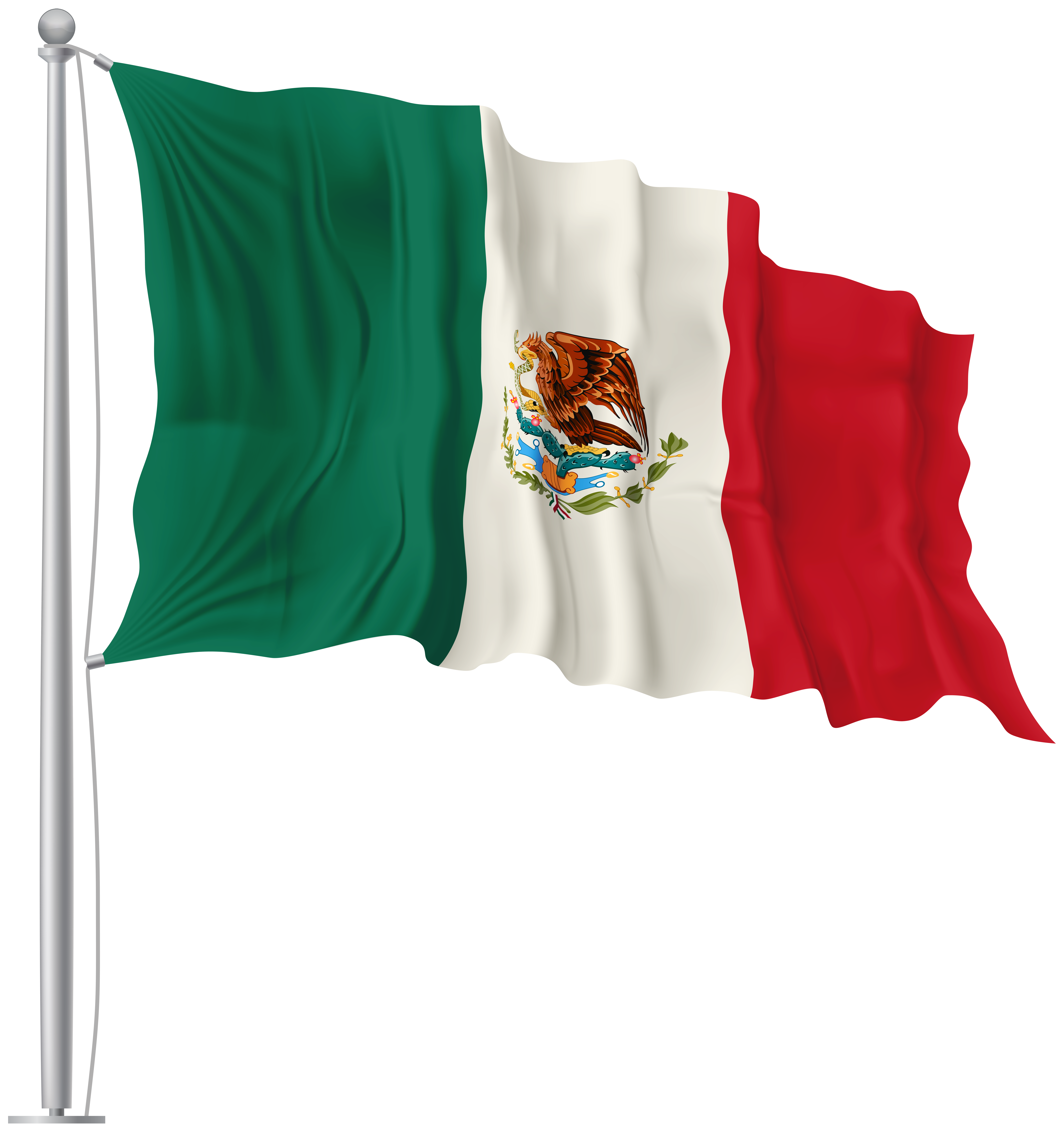 Mexico flag waving png. Image gallery yopriceville high