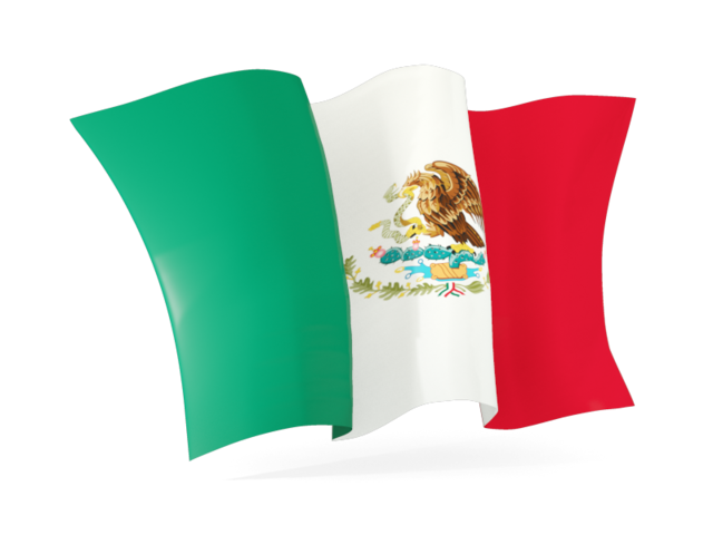 Mexico flag waving png. Graafix mexican flags of