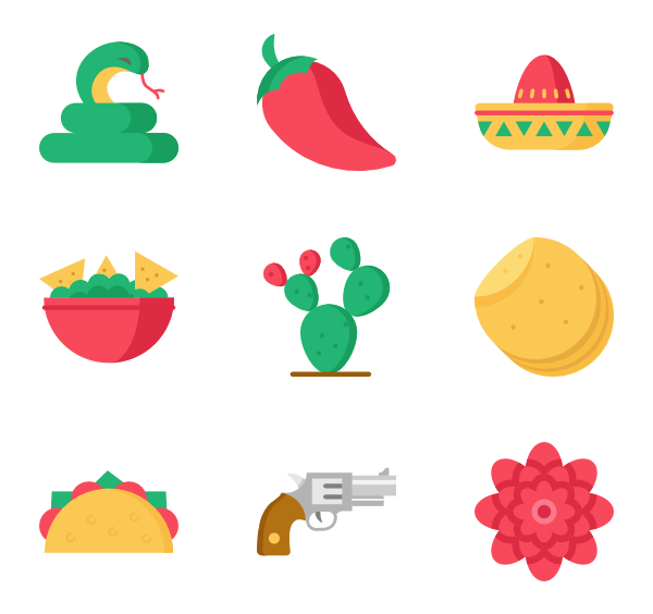 Mexican png. Mexico icon packs