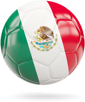 Mexico soccer ball png. Download m xico clipart