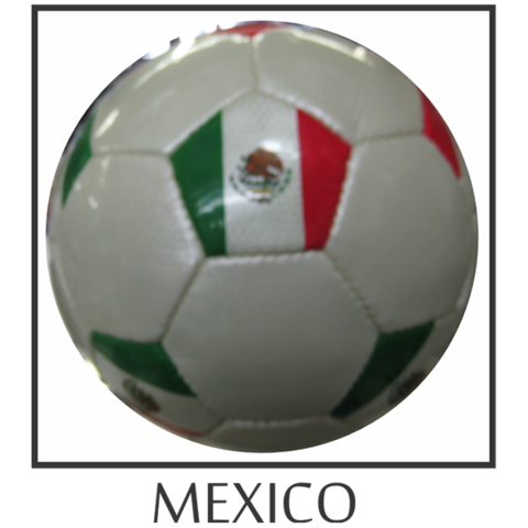 Mexico soccer ball png. No flags n gadgets