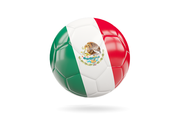 Soccer ball png mexico
