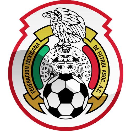 Mexico Soccer Logo Transparent & PNG Clipart Free Download - YA
