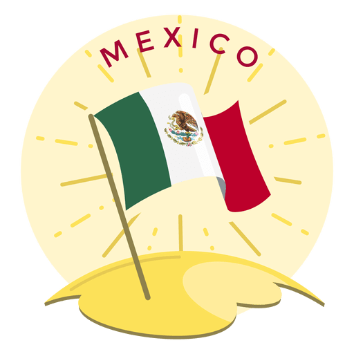 Mexico vector flag png. Transparent svg