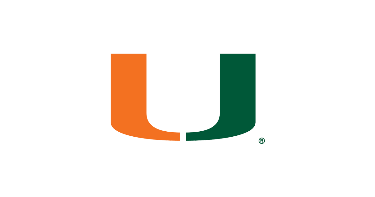 Miami florida logo png. Hurricanes transparent images pluspng