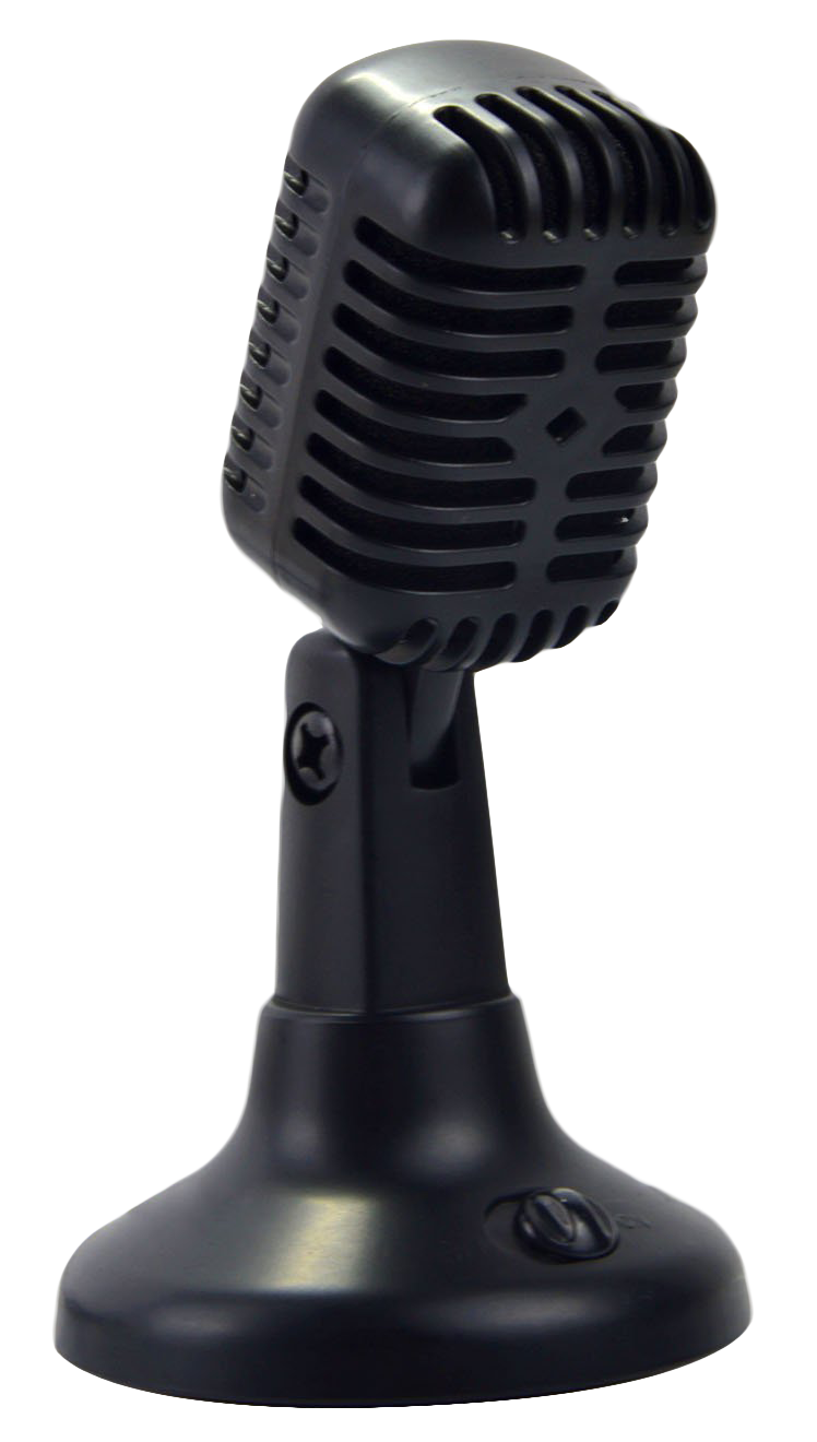 Mic images png. Podcast microphone image purepng