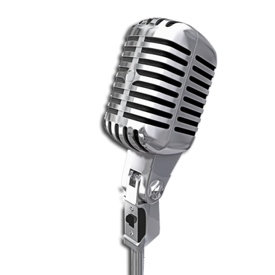 Mic png. Official psds