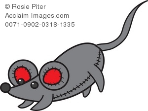 Toys clipart illustration. Of a toy mouse