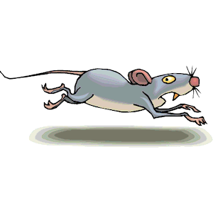 Mouse clipart scared. Cliparts of free download