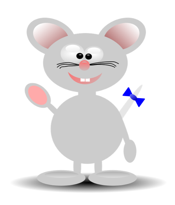 Mice clipart two mouse. Free and animations of