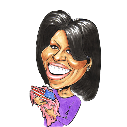 michelle obama png