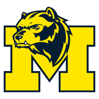 Michigan logo png. Wolverines mascot awesome