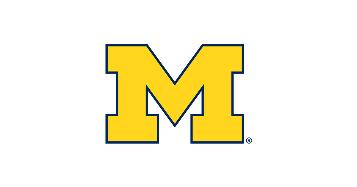 Michigan logo png. Wolverines football schedule