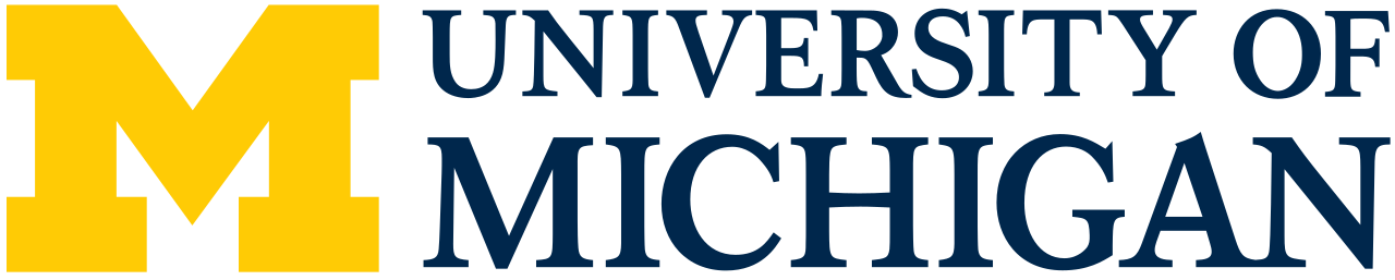 Michigan logo png. Univ strategy lab marketing