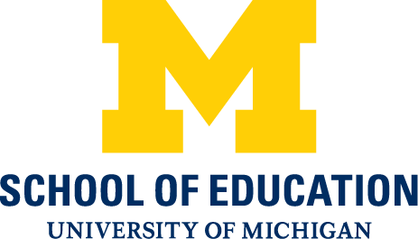 Michigan logo png. School of education university