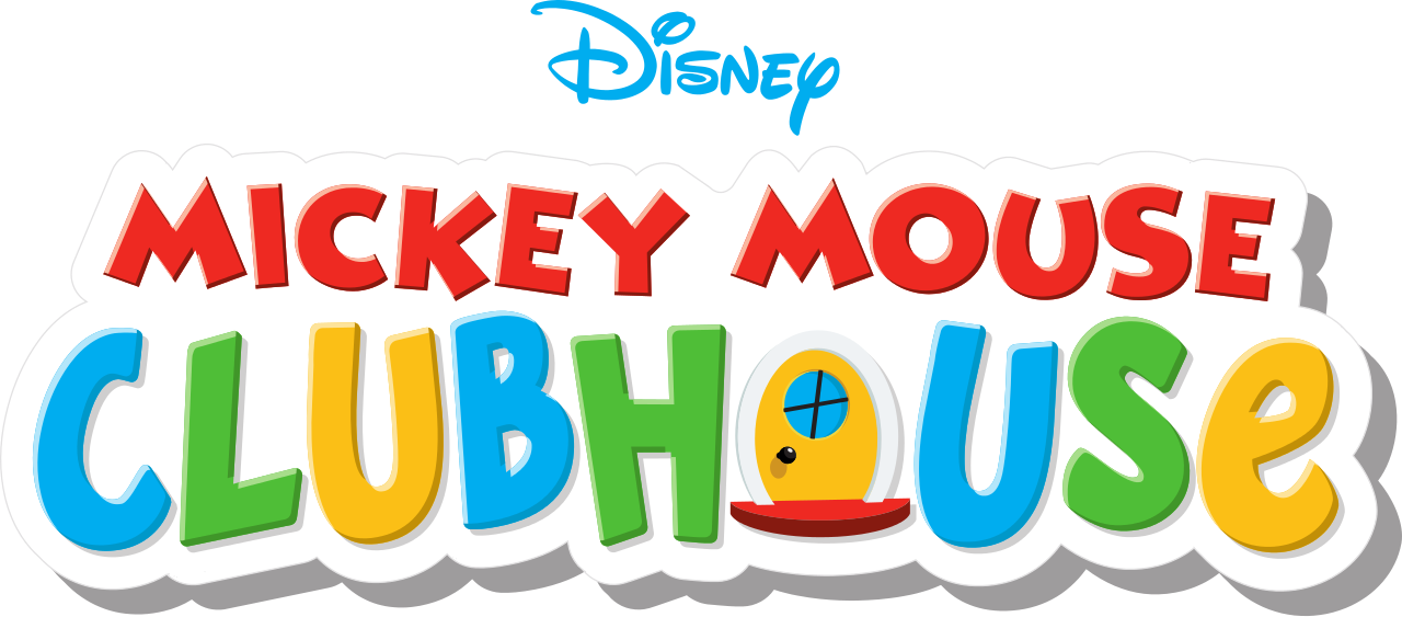 Mickey mouse clubhouse png. Image logo english international