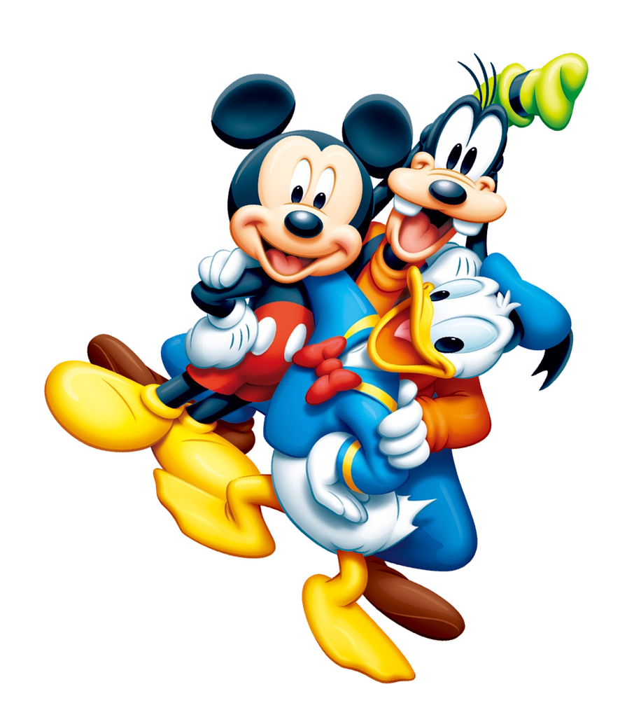 all disney characters png