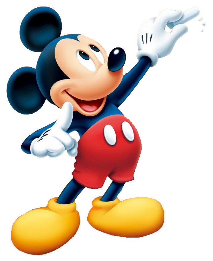 Mickey chalk png. Mouse clipart