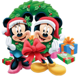 Mickey christmas png. Mouse icon cartoon iconset
